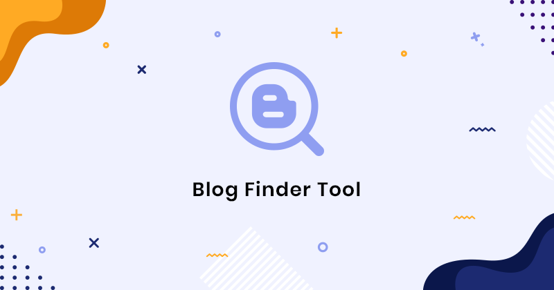 Blog Finder Best Tool | Blog Commenting & Backlinking | Free SEO Tool
