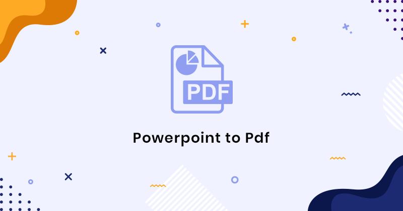 convertir ppt a pdf - convertir powerpoint a pdf online