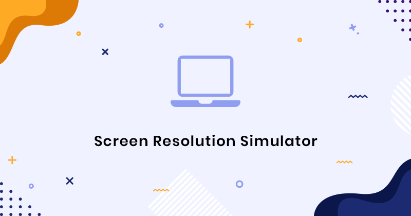 Screen Resolution Simulator - SearchEngineReports net